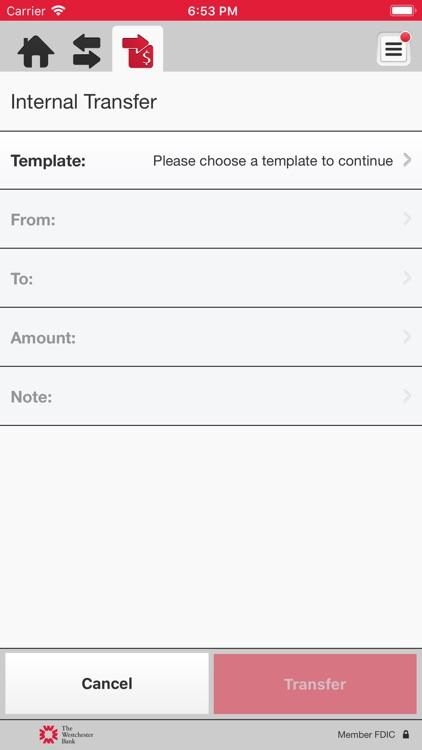 TWB Business Mobile Banking screenshot-5