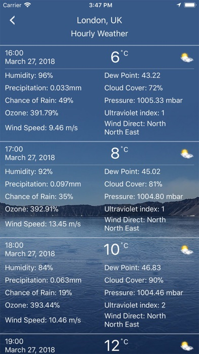 Weather : Weather forecast Pro Screenshot