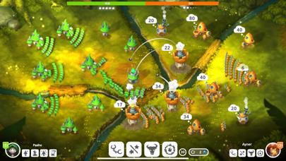 Mushroom Wars 2: オンライン戦争ゲームのおすすめ画像8