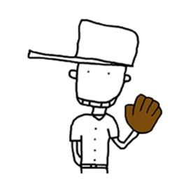 欢乐棒球手