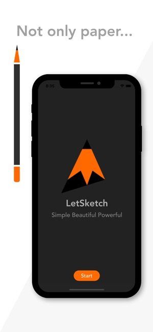 LetSketch Screenshot