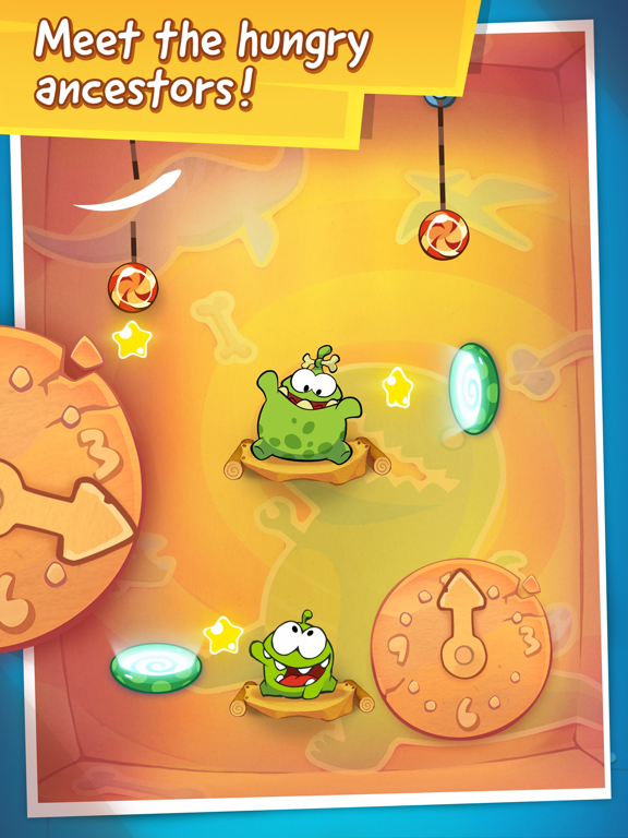 Cut the Rope: Time Travel GOLD screenshot 7