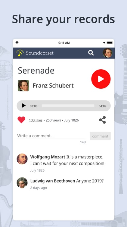 Tuner & Metronome -Soundcorset screenshot-6