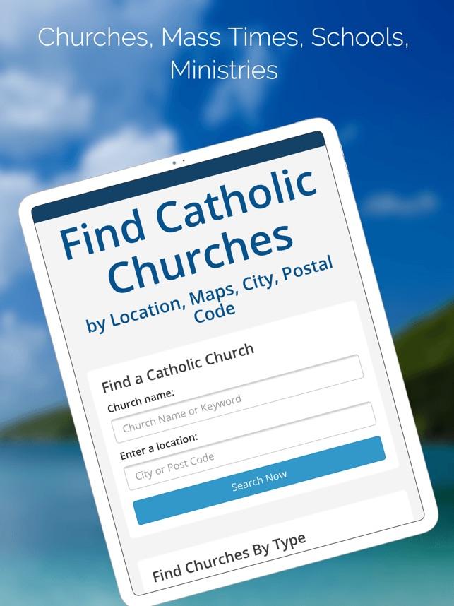 Catholic Mass Church Directory on the App Store
