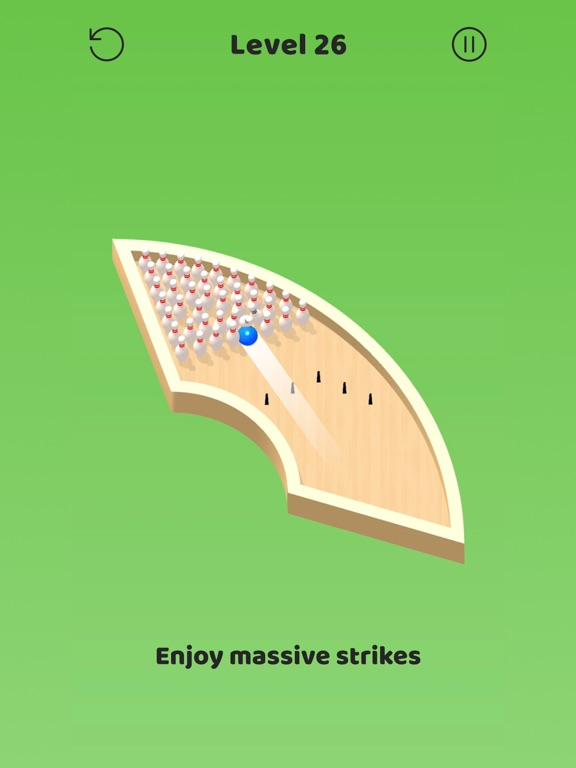Mini Bowling! 3D screenshot 9