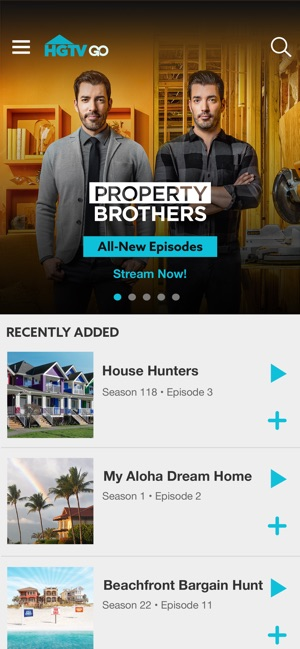 Watch Top Home Shows - HGTV GO on the App Store