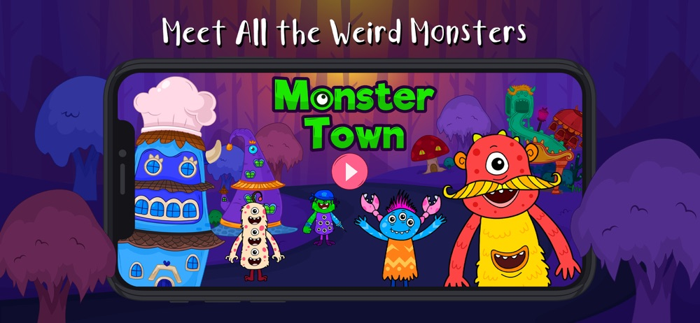My Monster Town – Play Home Cheat Codes