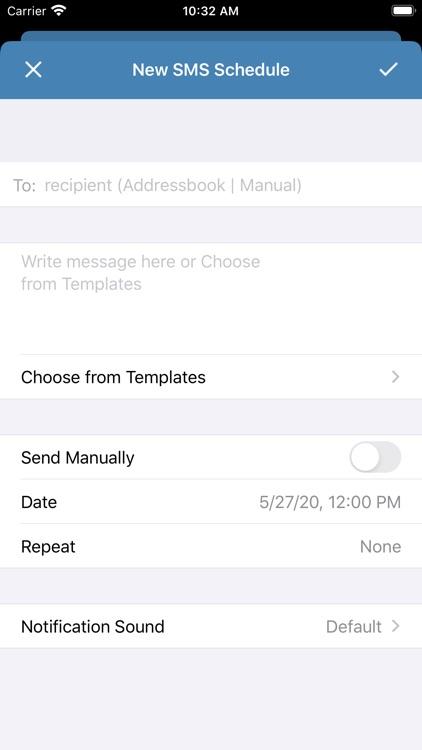 Pro SMS Scheduler