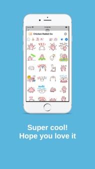Chicken Rabbit Go iphone images