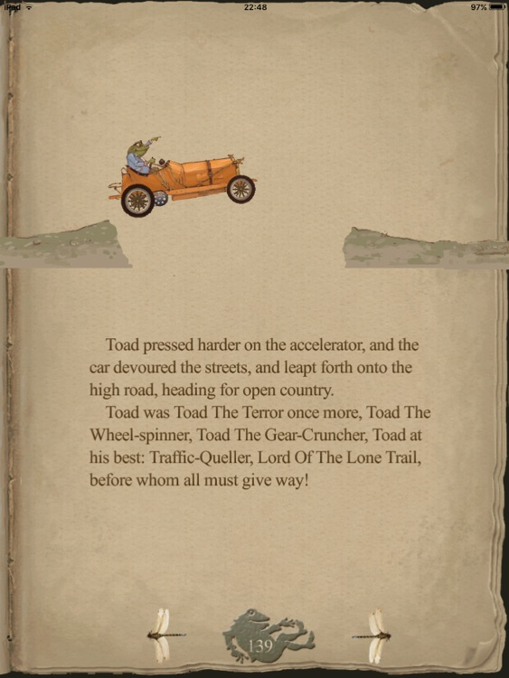 Wind In The Willows App screenshot-7