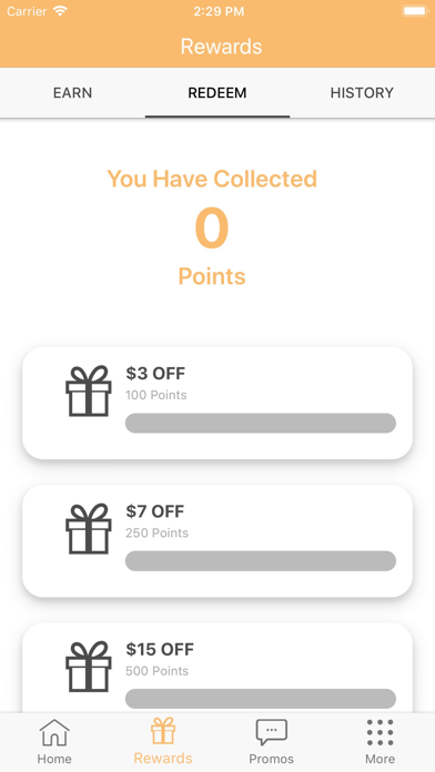 Screenshot for Just Grillin Rewards in China App Store