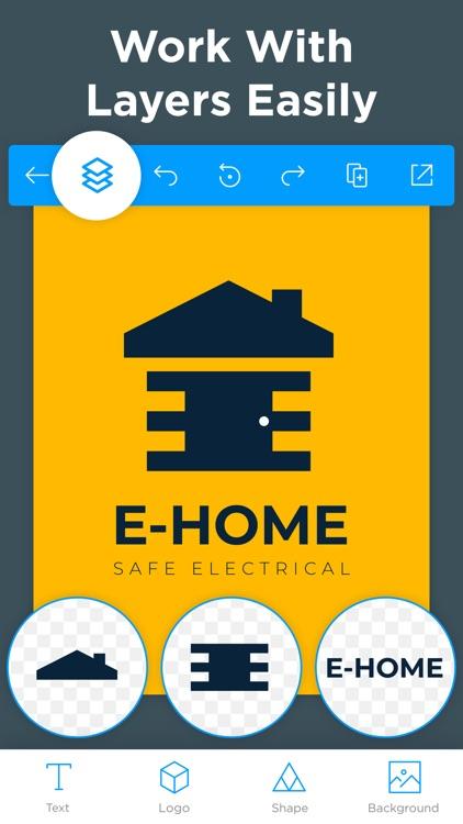 Logo Maker - Design Monogram screenshot-4