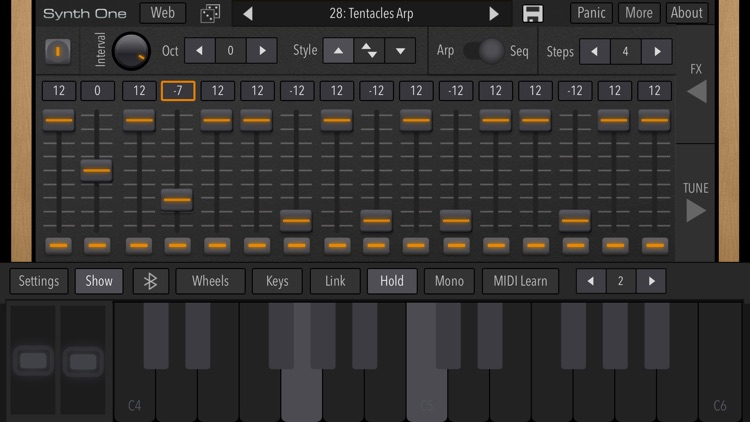 AudioKit Synth One Synthesizer by AudioKit Pro