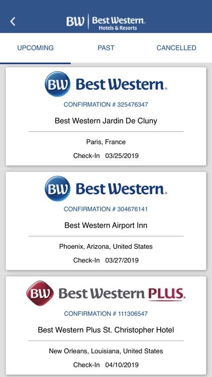 Best Western to Go screenshot-6