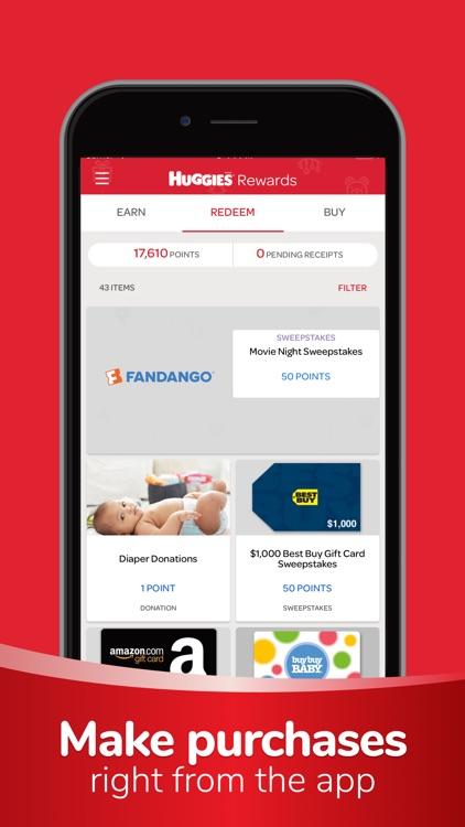 Huggies® Rewards App screenshot-3