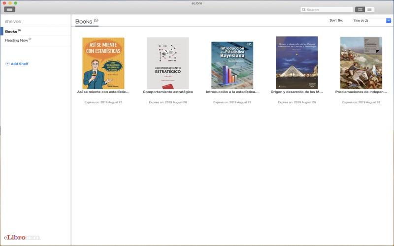 eLibro for Mac