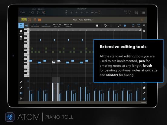 Atom | Piano Rollのおすすめ画像2