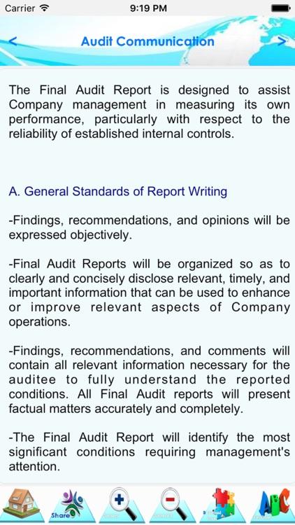 Internal Audit Manual screenshot-3