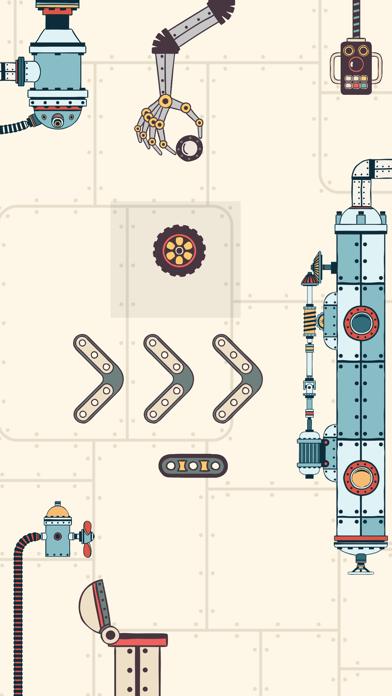 Steampunk Puzzle Physics Gameのおすすめ画像3
