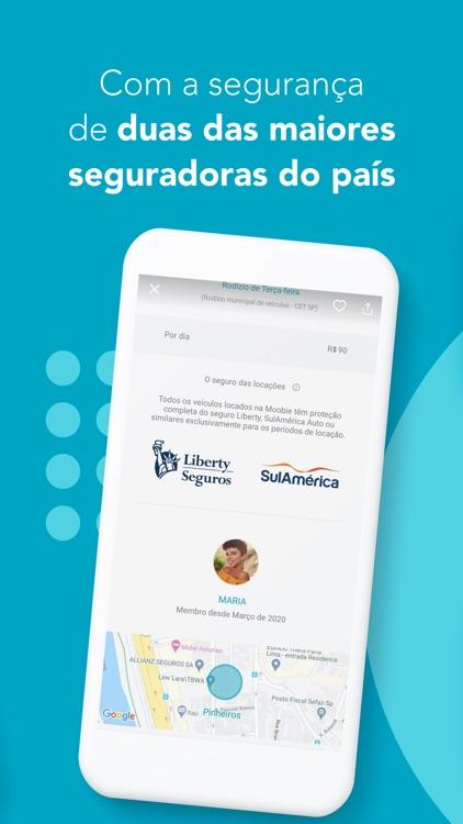 moObie - Aluguel de carros screenshot-3