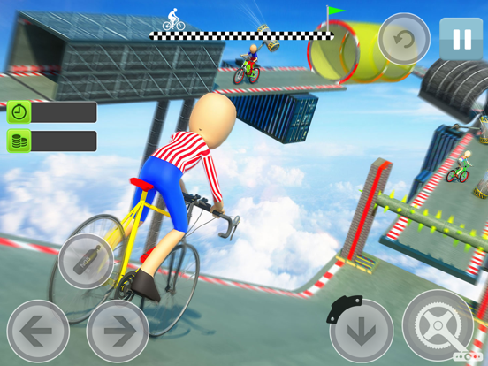 Freestyle DMBX Race screenshot 7