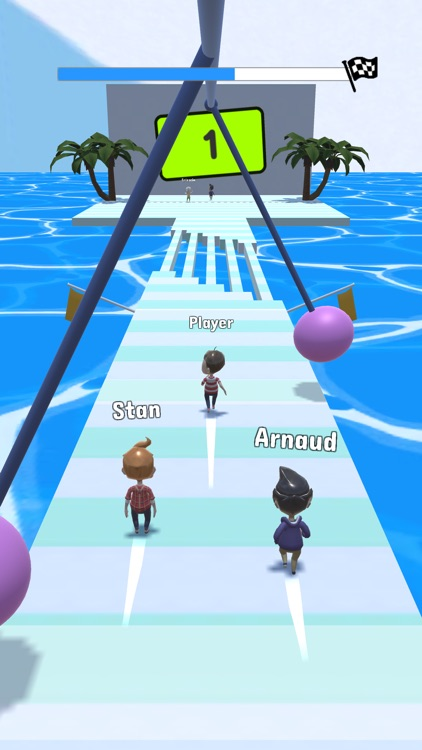 Run Race 3D: Multiplayer Games