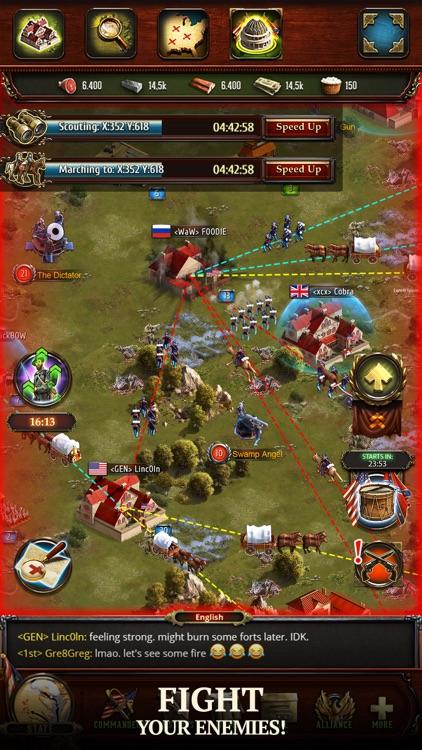 War and Peace: Civil Clash screenshot-3