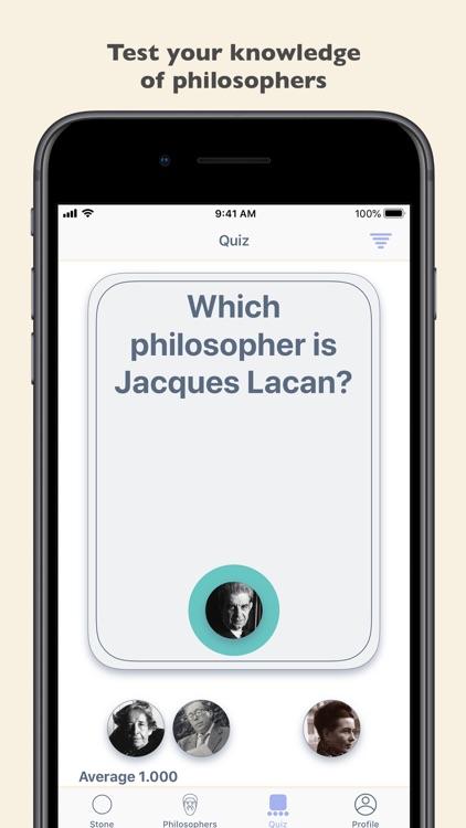 Western Philosophers screenshot-3