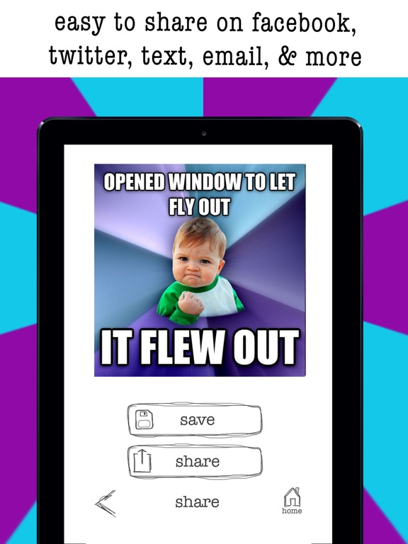 Easy Meme Maker- Funny Pics | App Price Drops