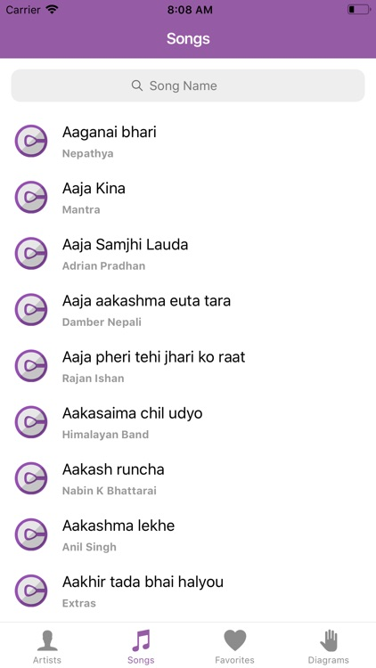 Chords Nepal screenshot-4