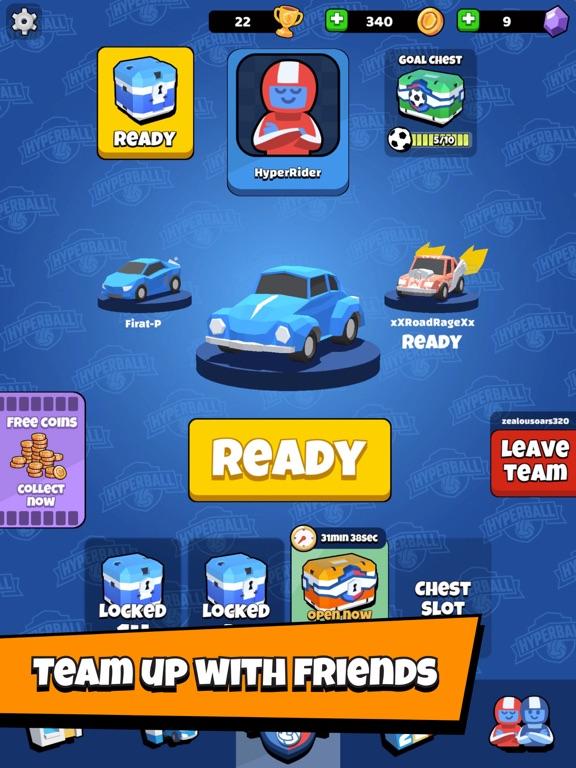 Hyperball Legends screenshot 11