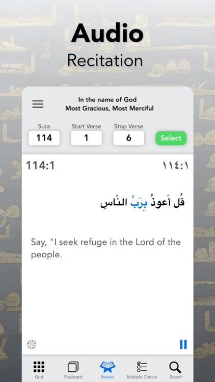 Quran Study – Word by Word screenshot-3