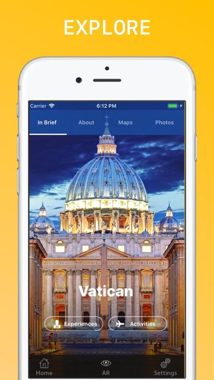 Vatican City Guide .