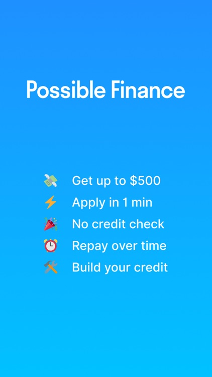 Possible Finance screenshot-7