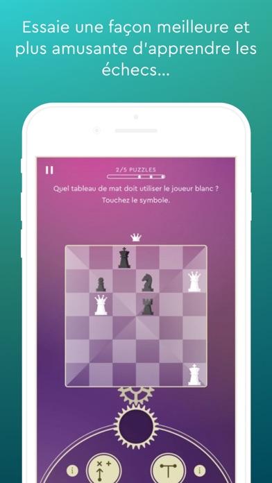 Screenshot #1 pour Magnus Trainer:Apprends échecs