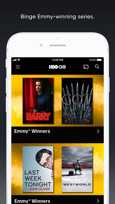 download HBO GO: Stream with TV Package apps 4