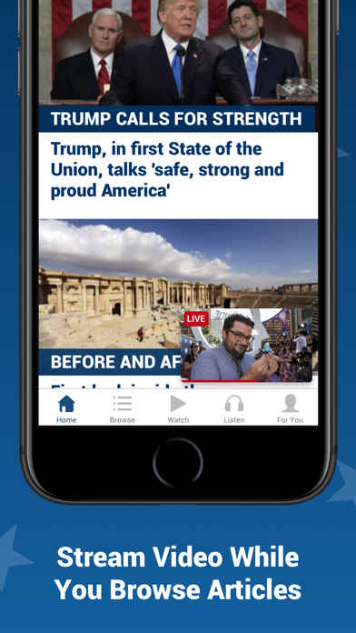 Fox News: Live Breaking News App Data & Review - News - Apps