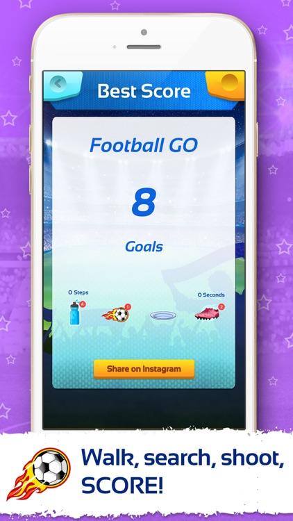 Football GO - Fitness Game screenshot-3