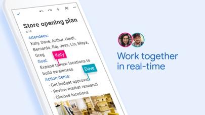 cancel Google Docs: Sync, Edit, Share app subscription image 1