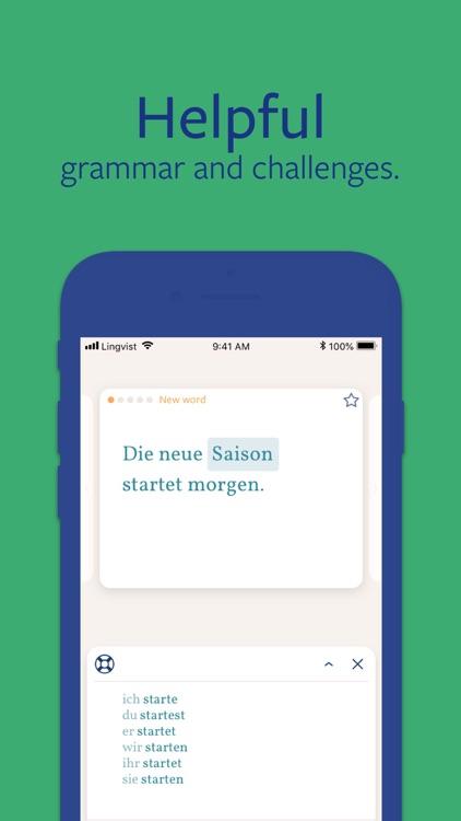 Lingvist: Vocabulary Builder screenshot-4