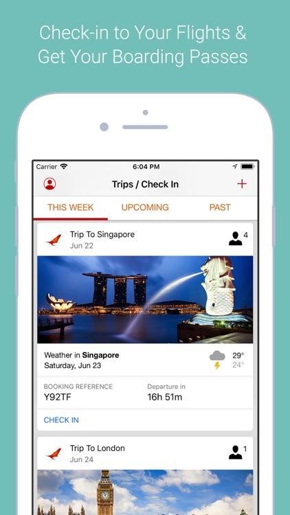 Air India screenshot-3