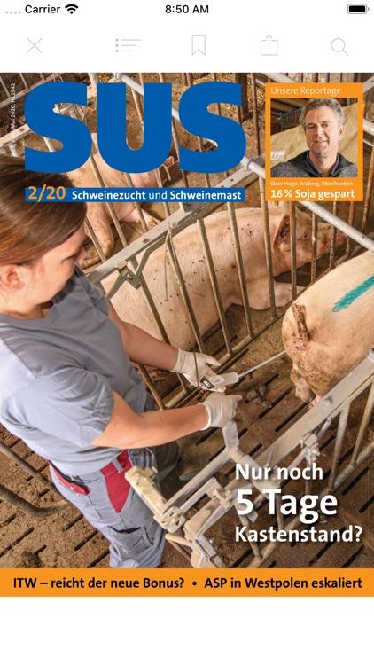 Schweinezucht und Schweinemast