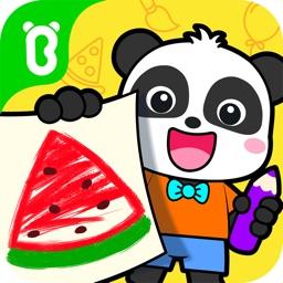 Baby Panda Kindergarten Games