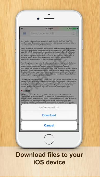 文書  Documents (Office Docs) ScreenShot4