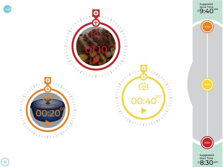 Dash - Visual Cooking Timer