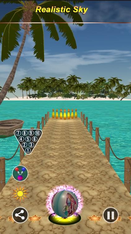 Amazing Bowling Paradise screenshot-0