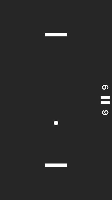 Infinite Pong screenshot three