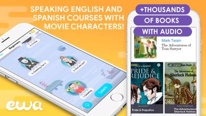 Download EWA: Learn English & Spanish for Android