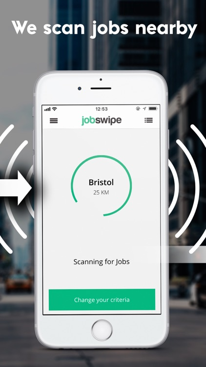 JobSwipe - Find a Job Today
