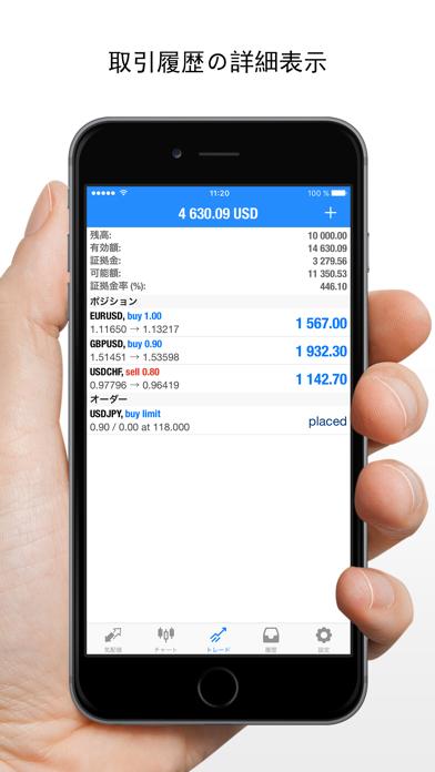 MetaTrader 5 - 外国為替、株式 ScreenShot4